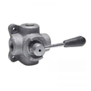 Četveroputi ventil za hidrauliku
