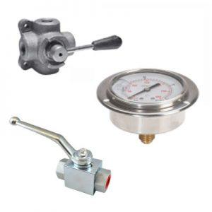 Elementi za regulaciju tlaka i protoka