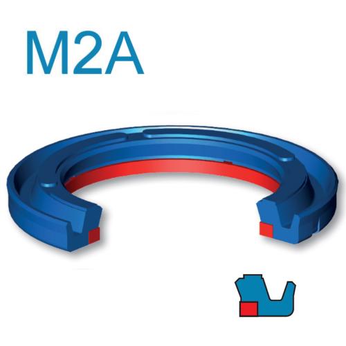 Brtva za hidraulične cilindre m2a