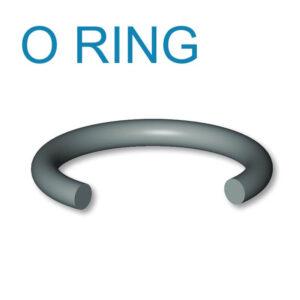 O RING-ovi NBR90 Sh A